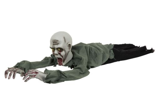 Halloween Crawling Zombie for Trick Or Treat Party Decoration